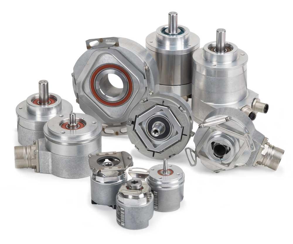 heidenhain and acu-rite rotary encoders