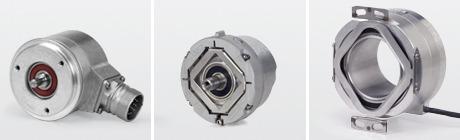 Heidenhain rotary encoders integral bearing