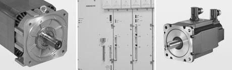 heidenhain drives, cnc drives, tnc drives, motors & inverters