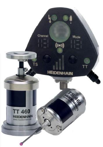 Workpiece and Tool Probing for HEIDENHAIN TNC