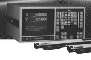 ACU-RITE EDM Vision DRO repairs,