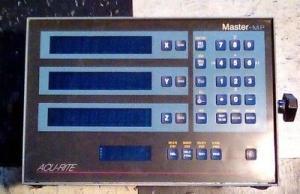 ACU-RITE Master MP DRO repairs,