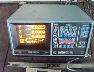 ACU-RITE Mill Vision DRO repairs,