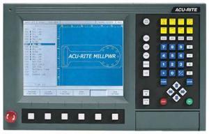 ACU-RITE Mill PWR DRO repairs