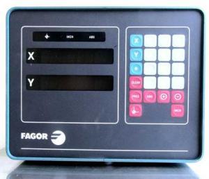 Fagor V200 DRO (digital Readout) Repairs,