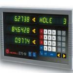 Newall E70 DRO digital readout repairs