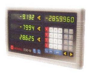 Newall E90 DRO digital readout repairs