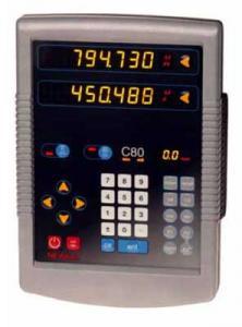 C80 DRO (Digital Readout) repairs