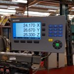 Acu-Rite 3 axis DRO 203 display