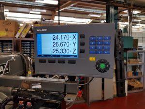 Acu-Rite 3 axis DRO 203 display