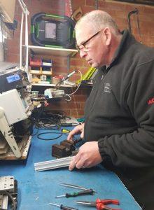 cnc dro remote repair service