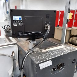 DRO 203 VESA mount capabilities