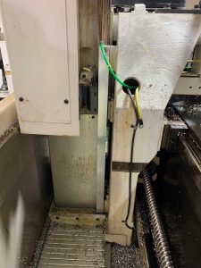 Z axis LS 486C incremental linear scale
