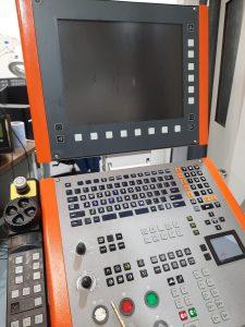 Heidenhain i530 keyboard and screen
