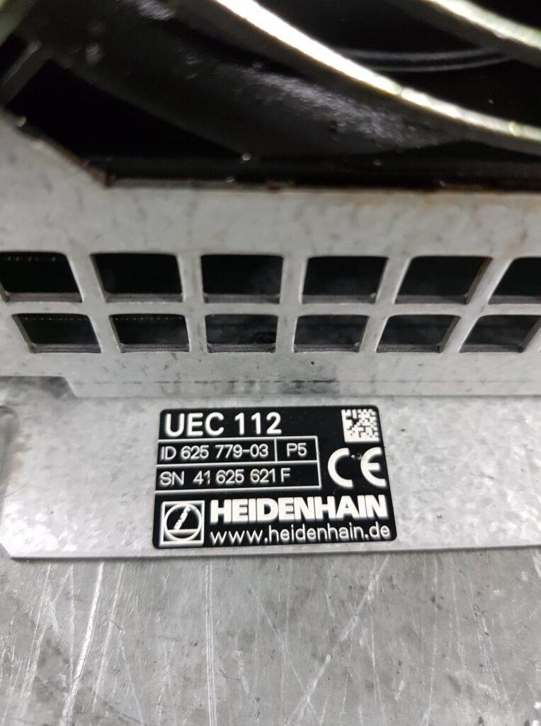 Faulty heidenhain Inverter details