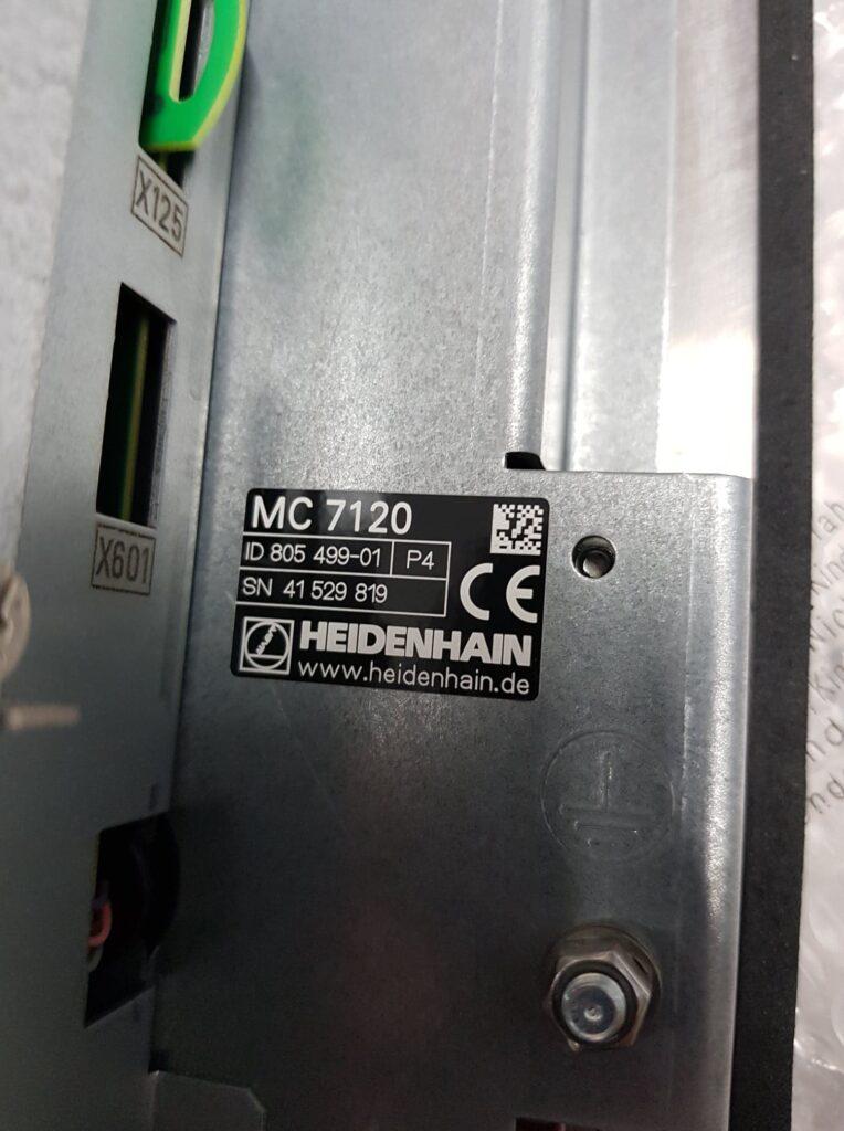 Heidenhain TNC 620