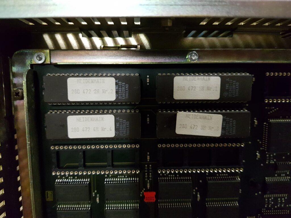 NC PLC EPROMS