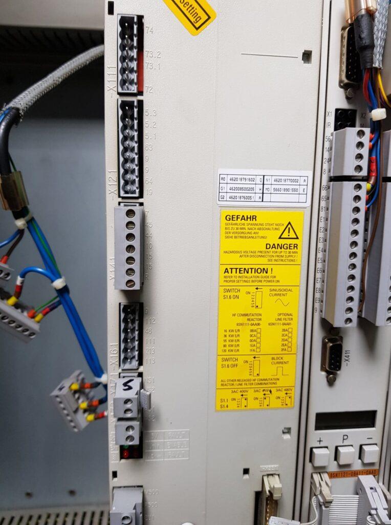 Siemens ER Modual