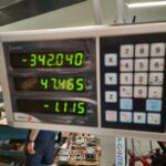 dro calibration